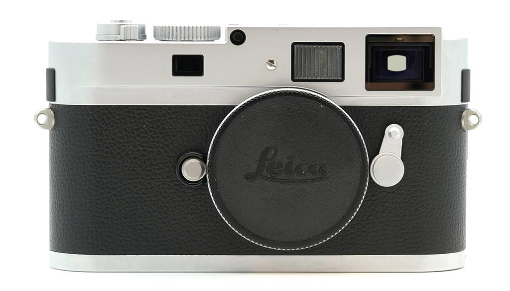 Leica M Monochrom CCD, silver chrome, Ex-Demo