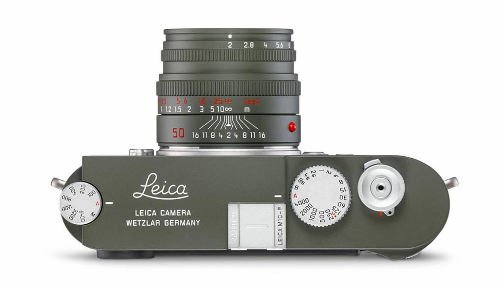 Leica M10-P 'Edition Safari'