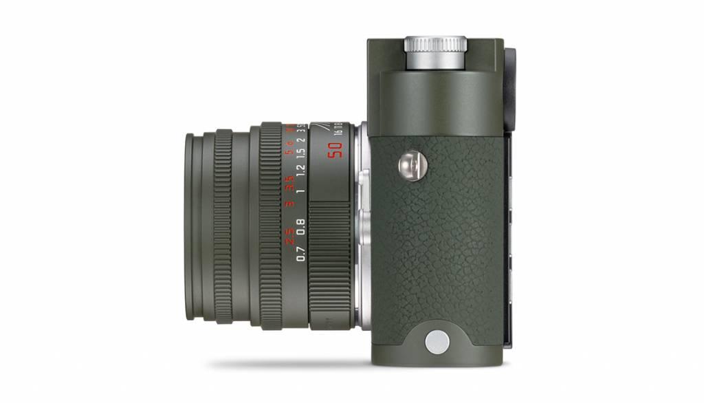 Leica SUMMICRON-M 50mm f/2 'Edition Safari'