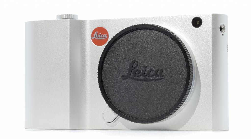 Leica TL, silver, Used