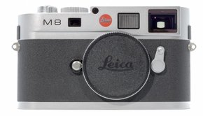 Leica Leica M8, silver chrome finish, Pre-Owned
