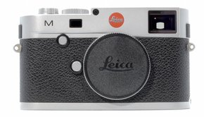 Leica Leica M (typ 240),  Silver Chrome Finish, Pre-Owned