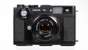 Leica Leica CL body + Minolta 40mm kit, Pre-Owned