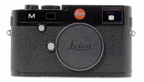 Leica Leica M (typ 240), Black Paint Finish, Pre-Owned
