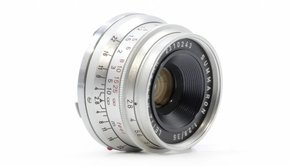 Leica Leica SUMMARON-M 35mm f/2.8, Silver, Pre-Owned