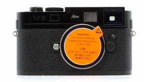 Leica Leica M9, black paint, Pre-Owned