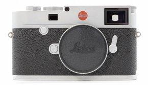 Leica Leica M10, silver chrome finish, Pre-Owned