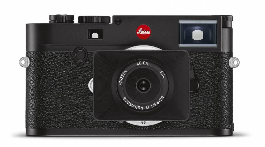 Leica SUMMARON-M 28mm f/5.6, matte black paint finish