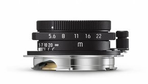 Leica Leica SUMMARON-M 28mm f/5.6, matte black paint finish