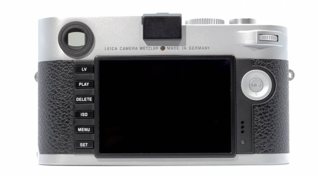 Leica M (typ 240) 100 years edition, silver chrome finish, Used