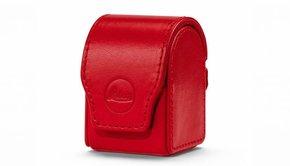 Leica Leica Flash Case D-LUX 7, red