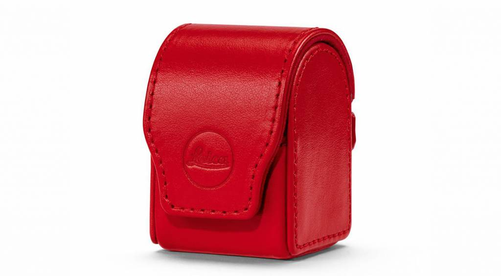 Leica Flash Case D-LUX 7, red