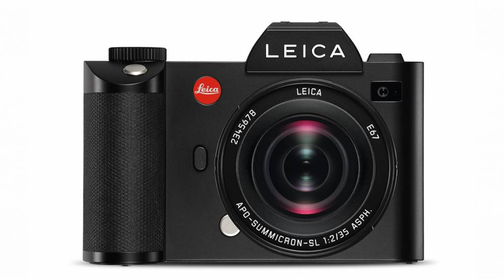 Leica APO SUMMICRON-SL 35 f/2 ASPH., black