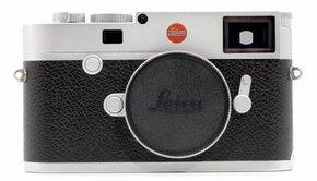 Leica Leica M10, silver chrome finish, Used