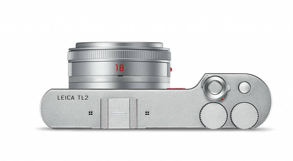 Leica TL2, silver, prime kit