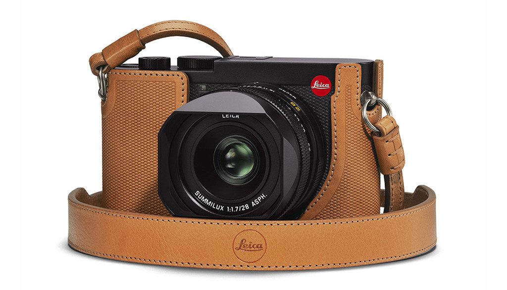 Leica Carrying Strap, Q2, brown