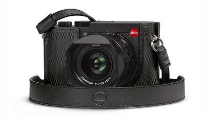 Leica Leica Carrying Strap, Q2, black
