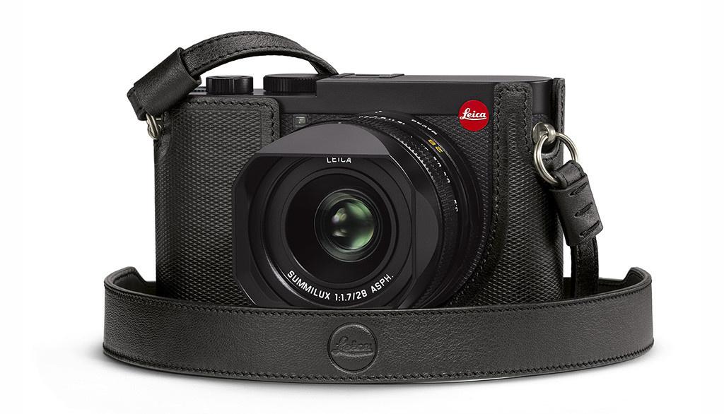 Leica Carrying Strap, Q2, black