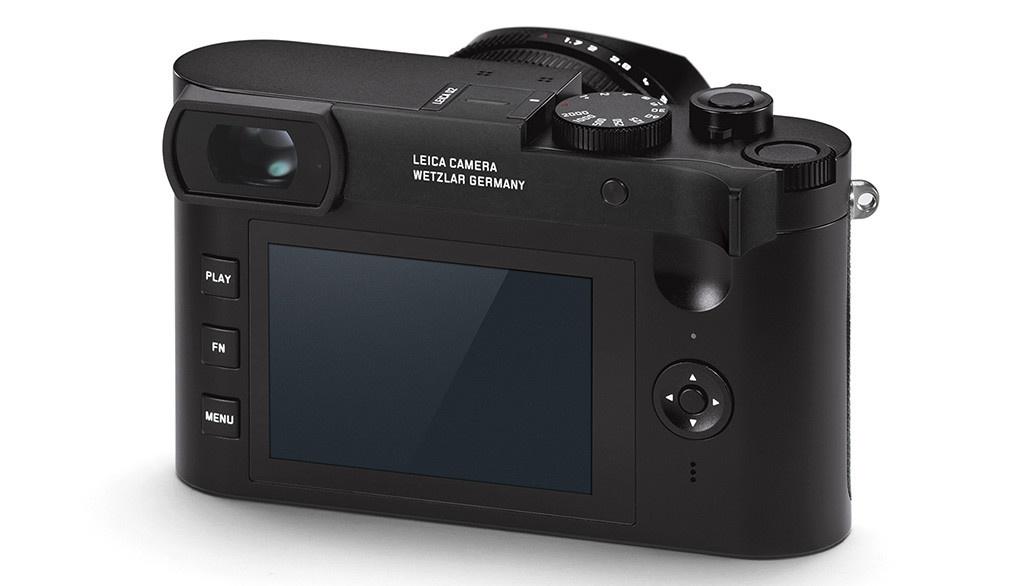 Leica Thumb Support, Q2, black