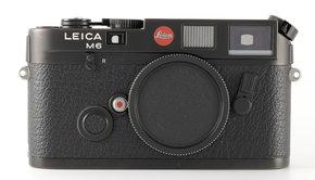 Leica Leica M6, black, Used, sn: 2415031