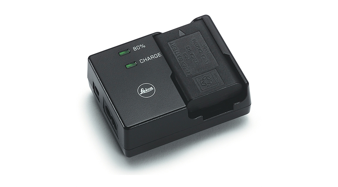 Leica Battery charger, M8 / M9 / M-E / M Monochrom