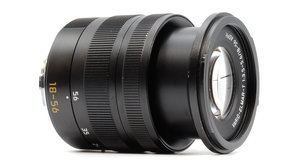 Leica Leica VARIO-ELMAR-TL 18-56mm f/3.5-5.6 ASPH., black, Used