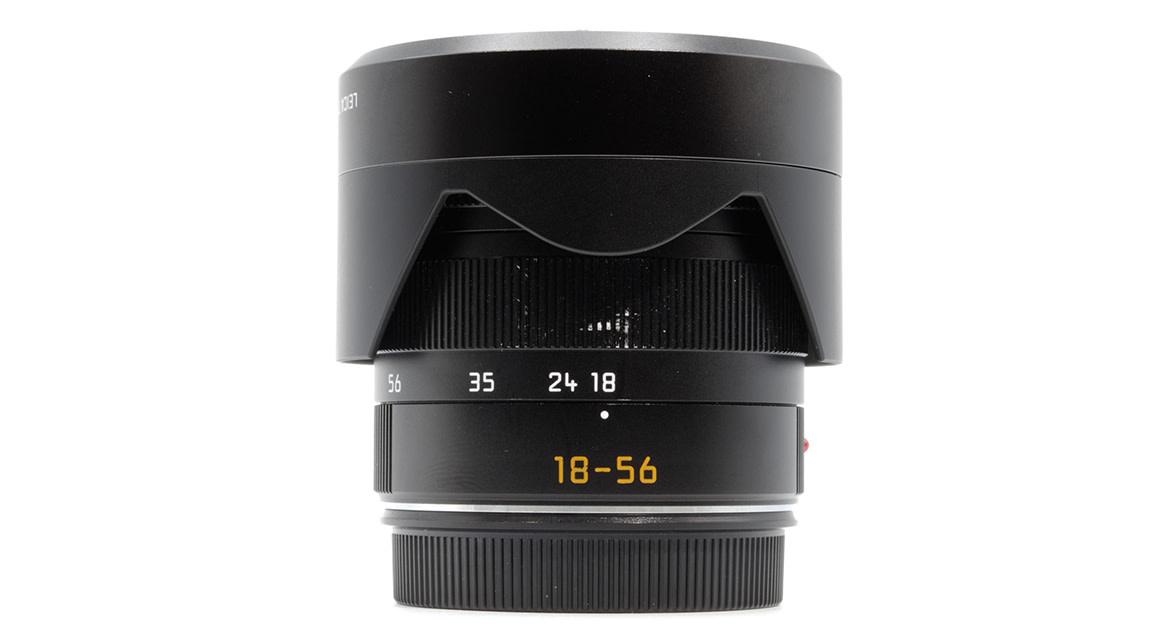 Leica VARIO-ELMAR-TL 18-56mm f/3.5-5.6 ASPH., black, Used