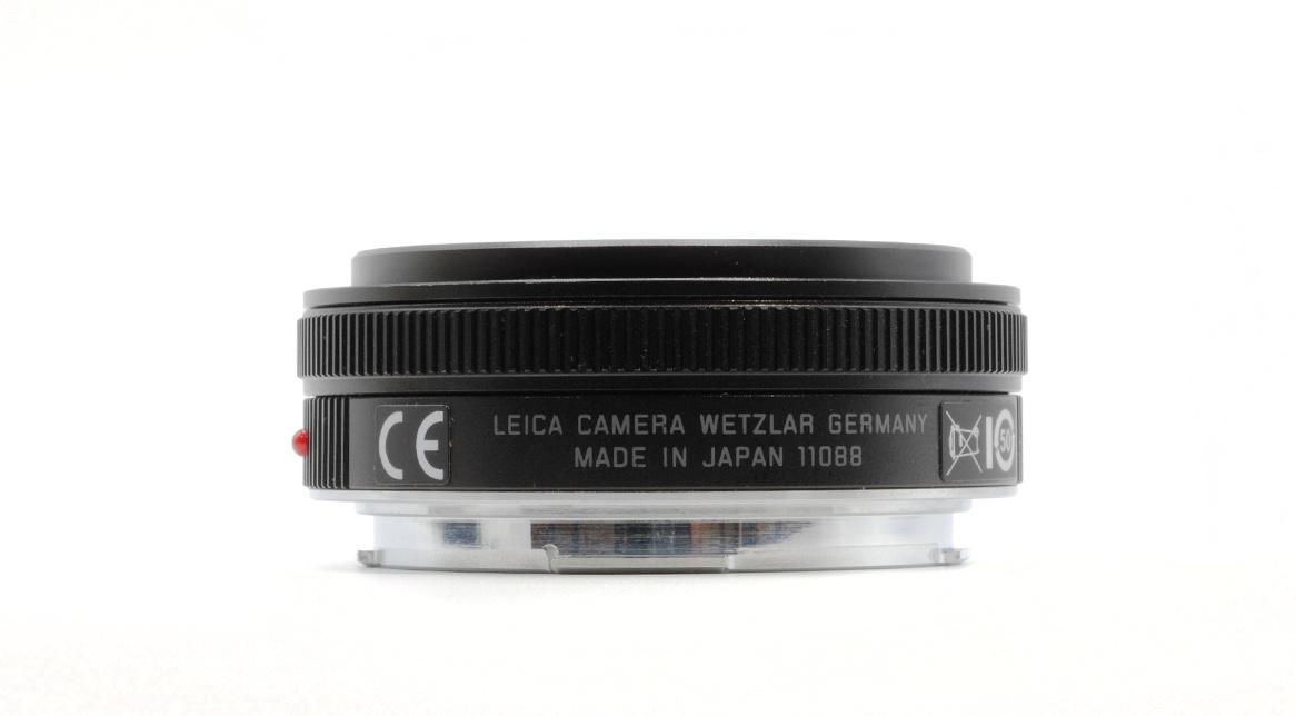 Leica ELMARIT-TL 18mm f/2.8 ASPH., black, Used
