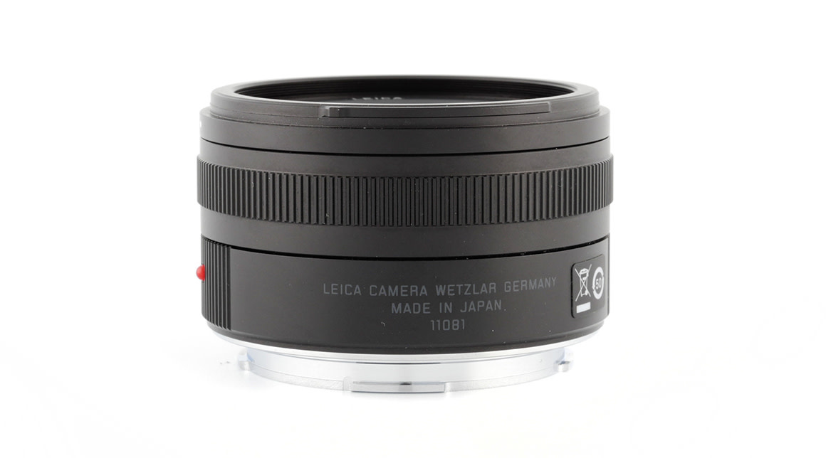 Leica SUMMICRON-TL 23mm f/2 ASPH., Used