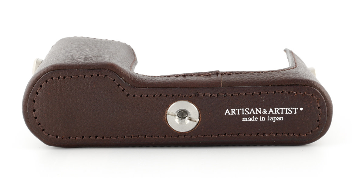 Artisan & Artist, protector for TL, leather, brown, Used