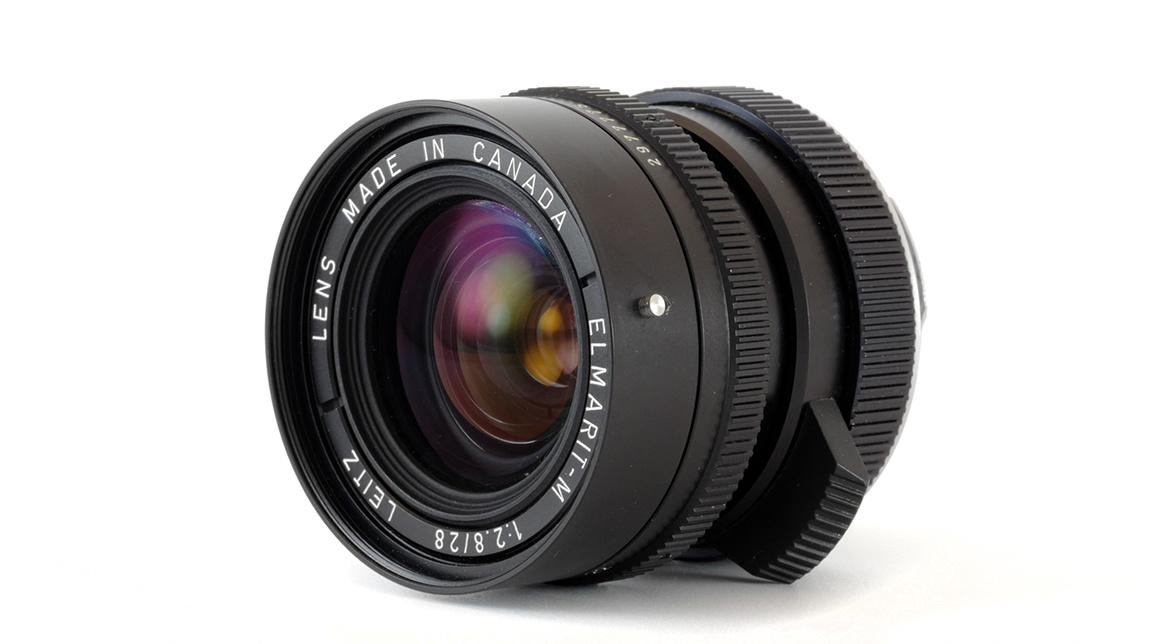Leica ELMARIT-M 28mm f/2.8 v2, Used