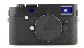 Leica Leica M-P (typ 240), black paint finish, Used