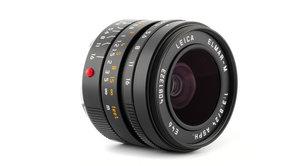 Leica Leica ELMAR-M 24mm f/3.8 ASPH., black, Used