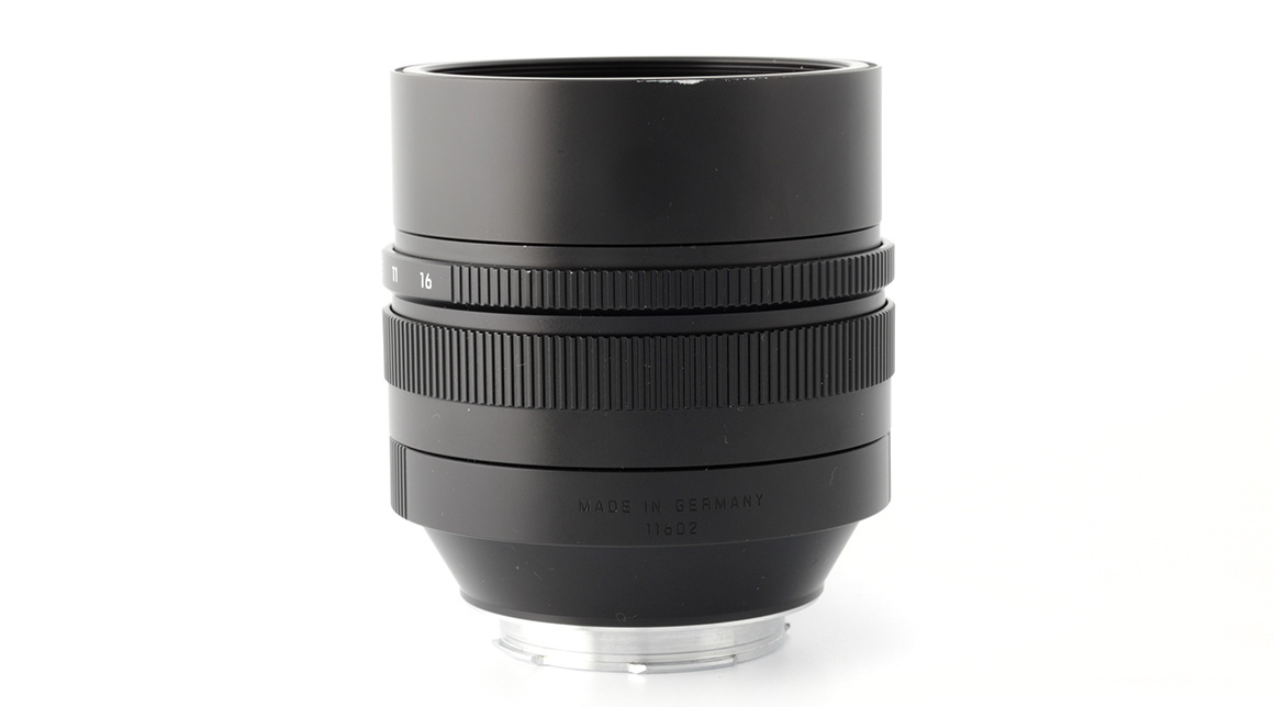 Leica NOCTILUX-M 50mm f/0.95 ASPH., black, Used