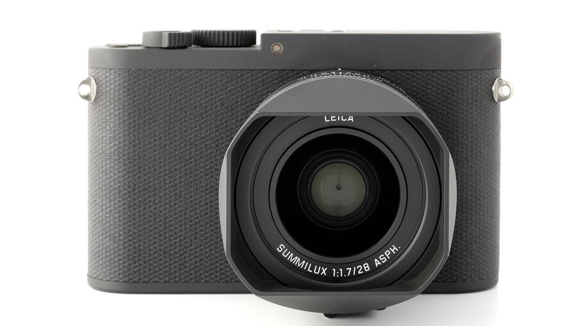 Leica Q-P, Used