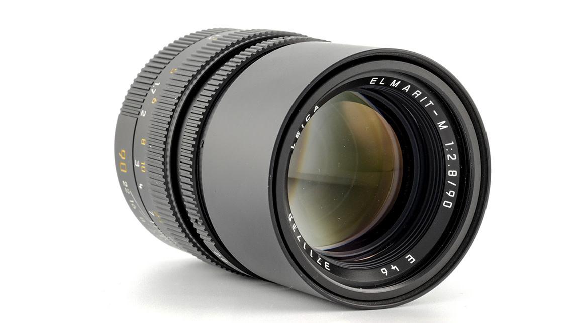 Leica ELMARIT-M 90mm f/2.8, Used