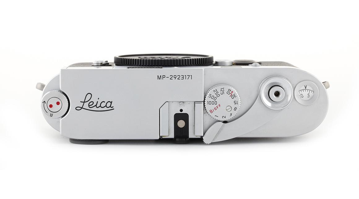 Leica MP 0.72, Silver Chrome Finish, Used