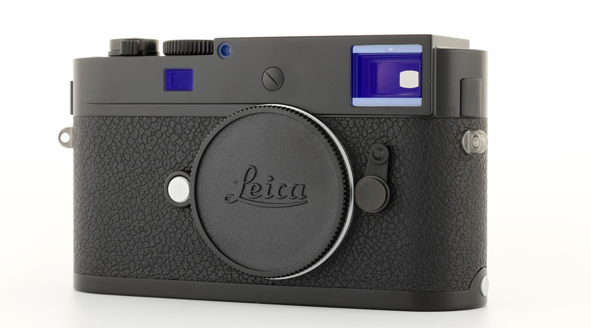 Leica M-D (Typ 262), black paint finish, Used