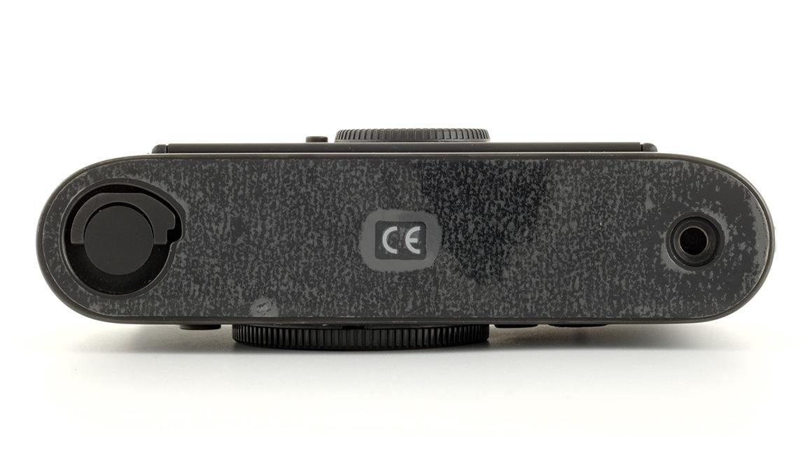 Leica M7 0.72, black chrome finish, Used