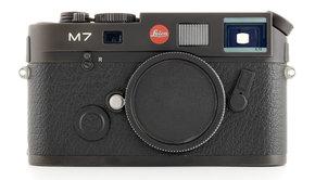 Leica Leica M7 0.72, black chrome finish, Used
