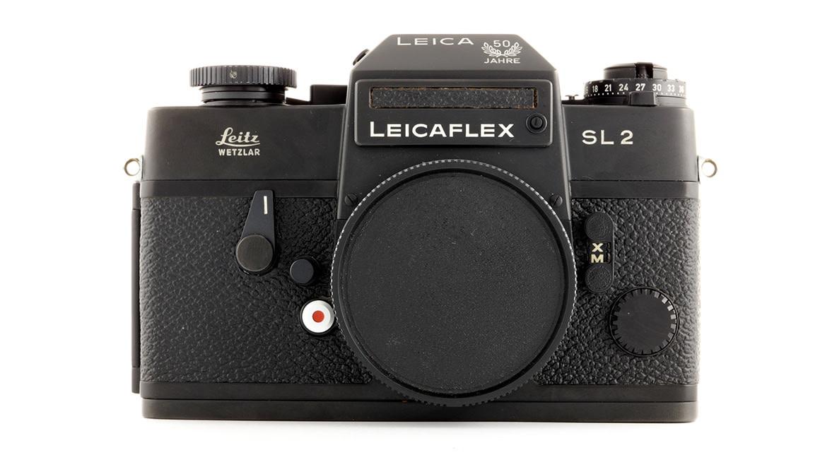 Leicaflex SL2, 50 jahre edition, Used