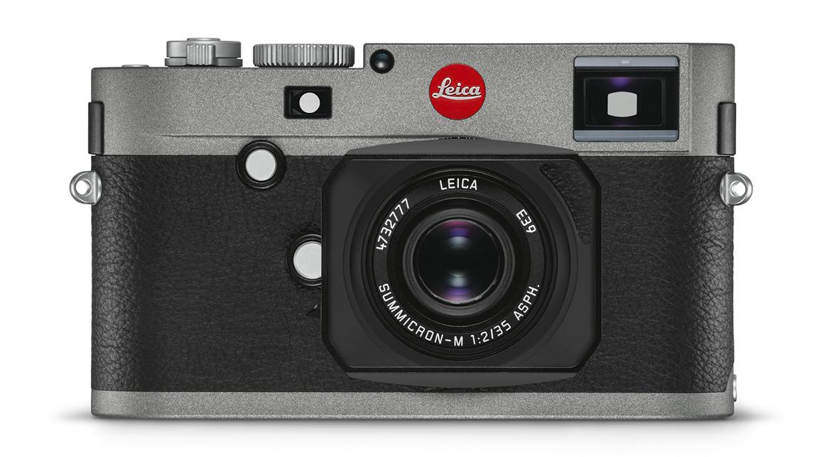 Leica M-E (Typ 240), Anthracite