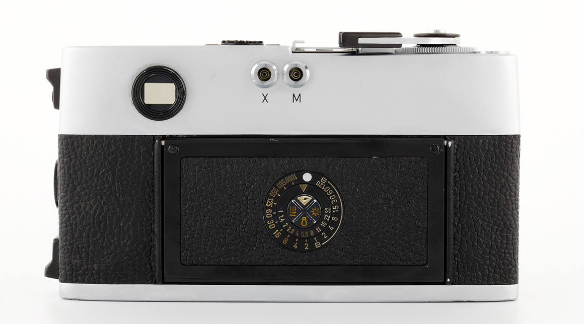 Leica M5, Silver Chrome, Used