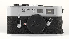 Leica Leica M5, Silver Chrome, Used