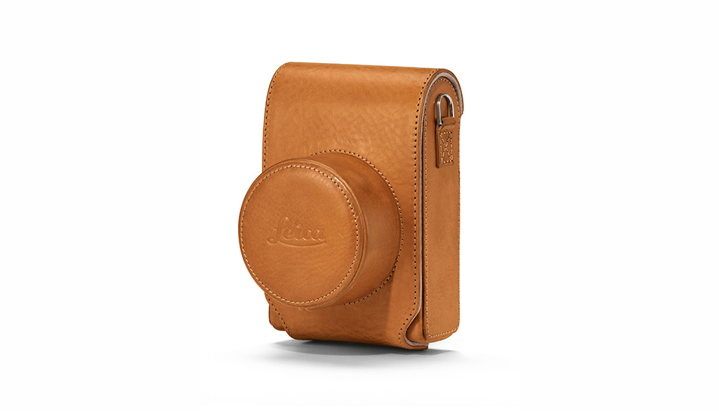 Leica Case D-LUX 7, leather, brown