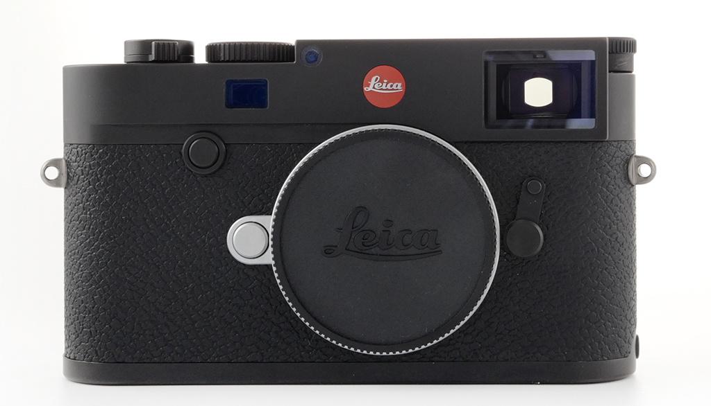 Leica M10, black chrome finish, Used