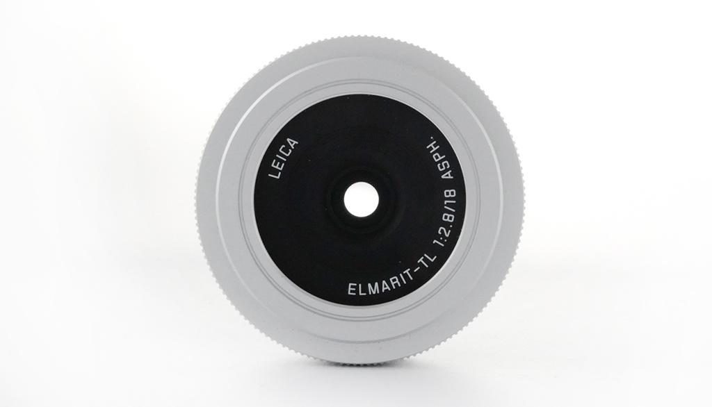 Leica ELMARIT-TL 18mm f/2.8 ASPH., silver, Used
