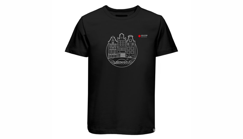 Cooph, Leica Store Amsterdam t-shirt, L