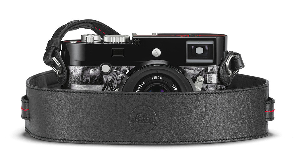 Leica M Monochrom (typ 246) 'Signature' by Andy Summers
