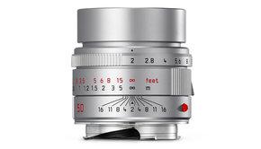 Leica Leica APO-SUMMICRON-M 50mm f/2 ASPH., silver